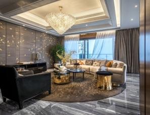重庆尚壹揚设计-- 杭州·德城置业银杏汇样板间