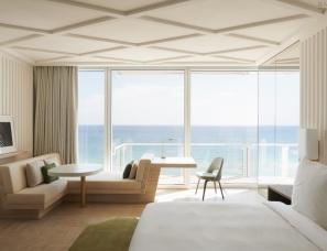 Joseph Dirand architecture设计--迈阿密冲浪俱乐部