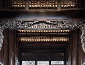 北京集美组设计--里城·谢家大院