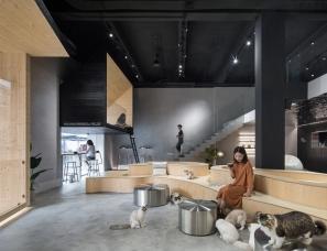 广州壹所设计工作室--就是这样的喵
