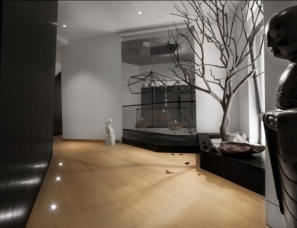 北京孟也设计事务所最新作品--【路】私人会所