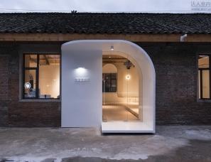 FON工作室设计--印刷厂改造的少年文化中心