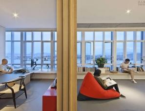 择木创建设计--自家办公室