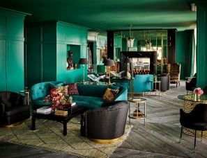 Ken Fulk 设计--旧金山的酒店