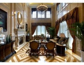 何昌州设计---宁波东钱湖天赋九唐别墅样板房