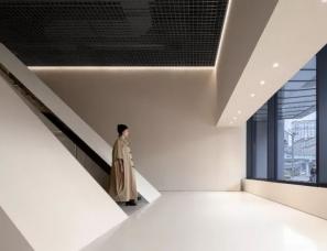 万社设计--先锋格调品牌店,超强的建筑细部表现!