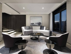 DIA 丹健国际设计--北京 融创壹号院 空中别墅
