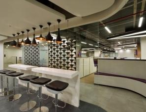Kaleido Architecture设计--孟买跨国企业办公室