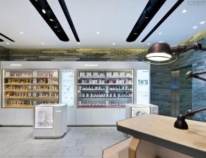 香港国际金融中心 ifc万宁Plus 概念店 - ACD 蔡明治设计