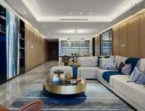 杭州易和室内设计--印·云台样板房169㎡