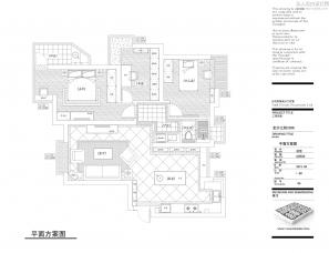 ▏金沙雅苑 ▏麻麻的中岛情节,114平简欧两居室你喜欢吗?