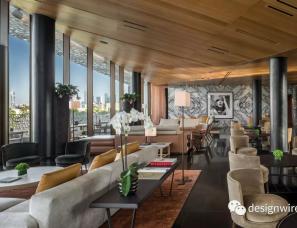 Antonio Citterio&Patricia Viel设计--迪拜宝格丽酒店