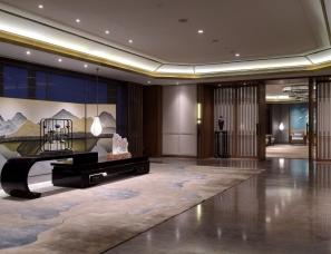 上海禾易建筑设计--东方气韵丨高端企业会所