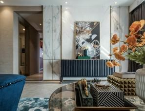 PINKI DESIGN设计--广州南沙金茂湾伊莎贝尔国际公寓