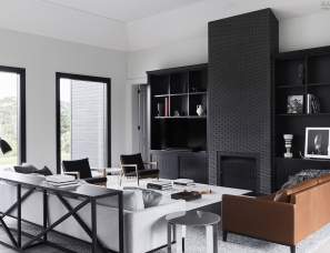 Griffiths design studio--Main Ridge House 2