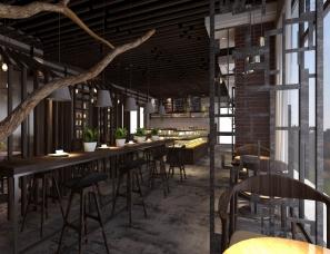徐州-慕江设计-新城区咖啡馆