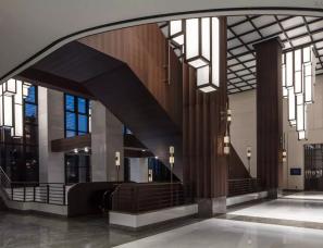 David Collins设计--首尔艾美酒店
