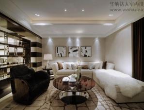 台湾邱德光设计新作  杭州西溪诚园5G户型样板房 2011.4