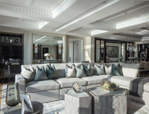 Elicyon设计-- Shanghai Apartment