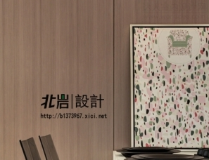 南京北岩设计最新作品---风移影动 现代简约