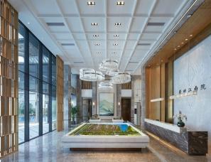 上海颐居装饰设计  苏州路劲燕江澜售楼处