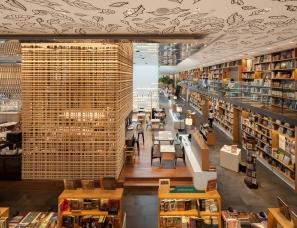 Klein Dytham architecture设计--Open House 不一般的商业空间群落