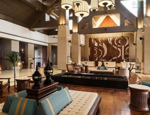 YANG酒店设计--云南西双版纳喜来登度假酒店