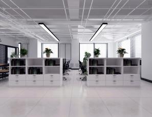 济南凡壹设计--济南金裕国际C区办公样板设计方案