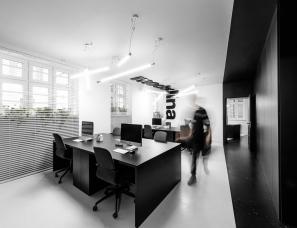 mode:lina设计--新办公室