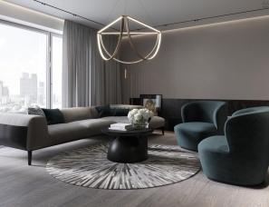 【首发】Sergey Kemezhuk--A-Private-Apartment-in-Warsaw