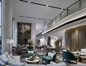 J&A杰恩设计--宁波中海枫桥里售楼中心