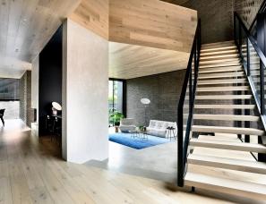 Jackson Clements Burrows--澳大利亚简约休闲住宅设计