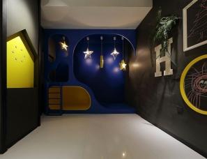 厦门 同玲设计-展厅 进口涂料生活馆