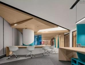 众舍设计--zones 最美期待·科技办公室
