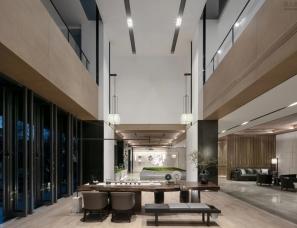 DIA丹健国际设计--苏州花样年碧螺湾售楼处与样板房