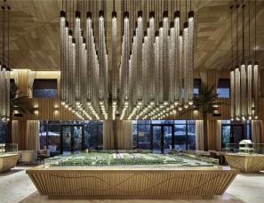 SCD(香港)郑树芬设计--西安·清凉山居售楼处