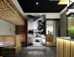 合肥筑再建筑设计--半勺餐厅-银泰中心店