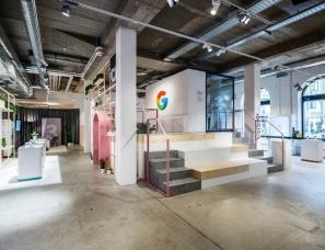 ACTINCOMMON--谷歌Pixel3智能手机快闪店