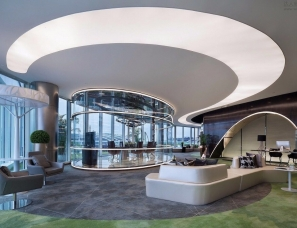 G&A集艾设计--虹桥世界中心办公楼样板房