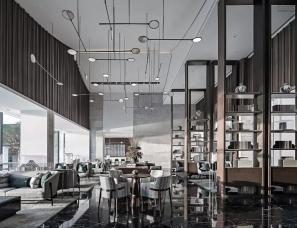 D.DECOR-DESIGN邸设设计--新城-玺樾西塘销售中心