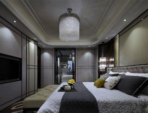 深圳盘石设计--陕西·西安乐华城别墅样板房