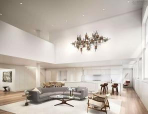坂茂最新设计--复式公寓