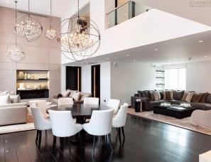 英国kelly hoppen 设计--考文特花园的公寓