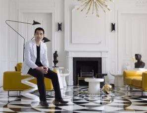 葛晓彪设计--与时尚前卫艺术的疯狂约会-英伦水岸2号别墅
