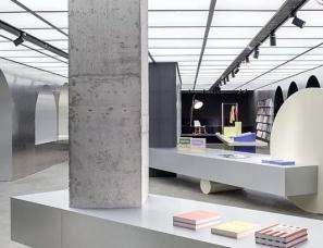 Alberto Caiola Studio设计--杭州HARBOOK书店