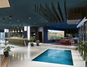 Fyra工作室设计--卢斯机场酒店