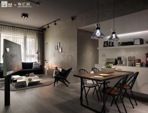 台湾王俊宏设计--宁静定居