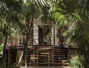 CO-LAB design office--图卢姆树屋