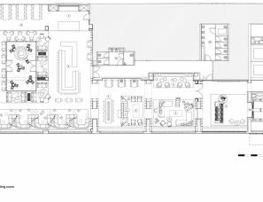 concrete设计--citizenmM Gare de Lyon酒店