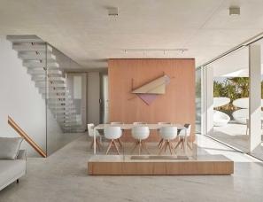 Oslo House by Ramon Esteve Estudio